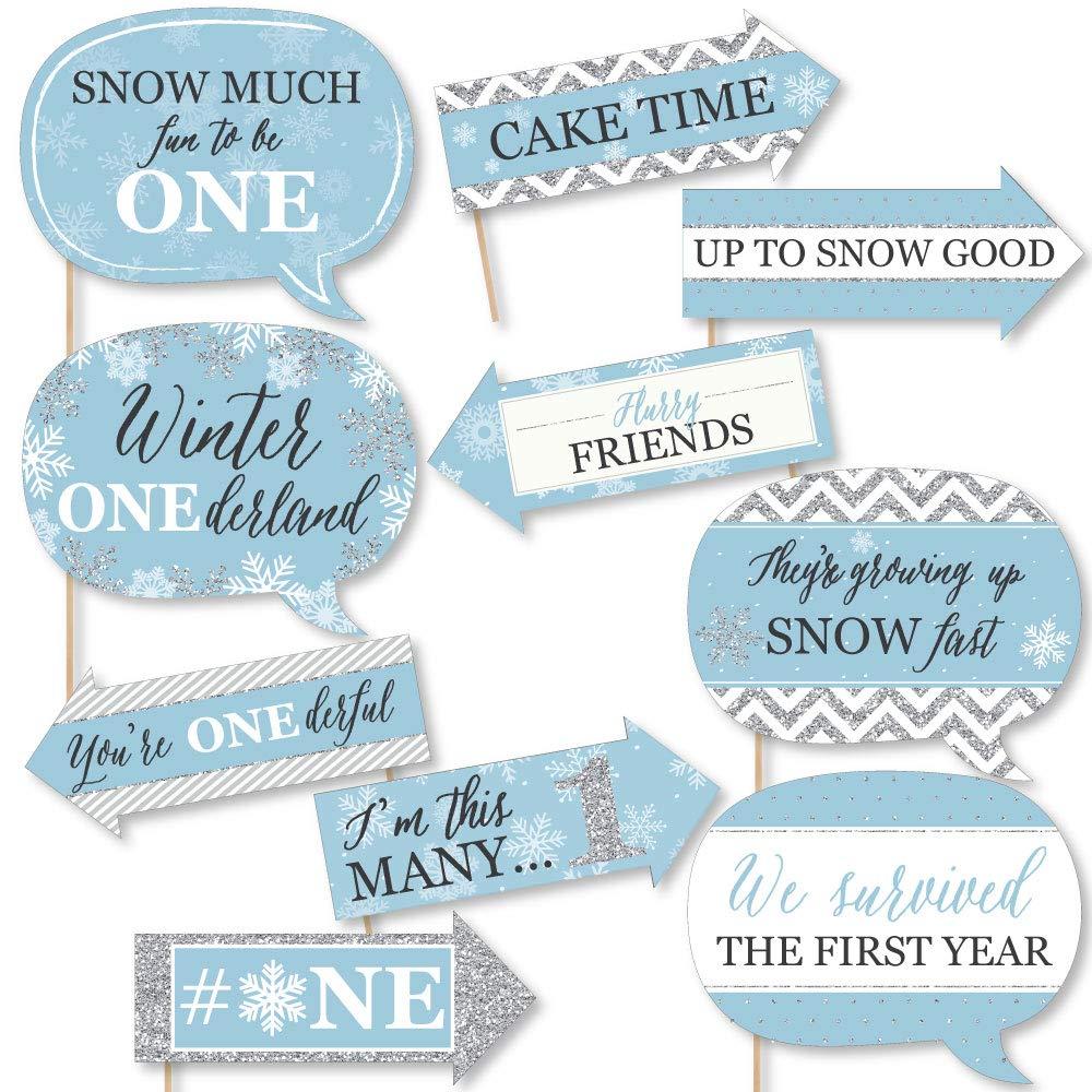 Amazoncom Funny Onederland Holiday Snowflake Winter Wonderland