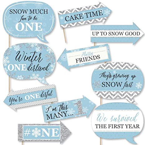 Amazoncom Funny Onederland Holiday Snowflake Winter Wonderland