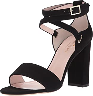 41b98b1b725 Amazon.com  Kate Spade New York Women s Odele Heeled Sandal  Shoes