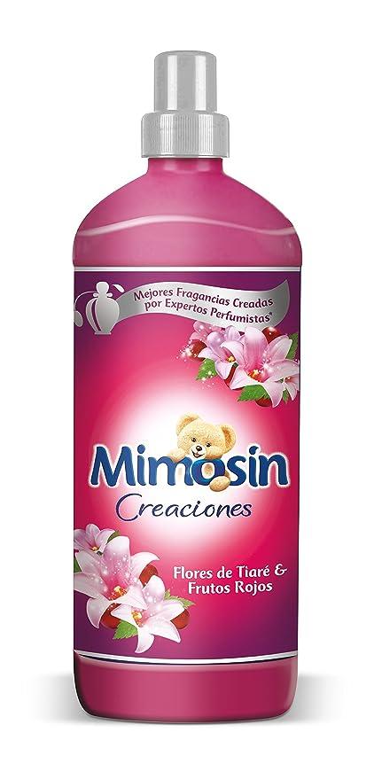 Mimosín Creaciones Tiaré y Frutos Rojos Suavizante Concentrado para 58 lavados - 1.334 L