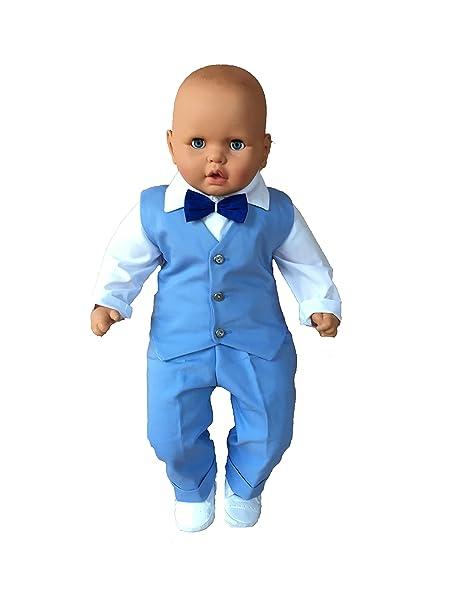 Fantasma - Ropa de Bautizo - para bebé niño