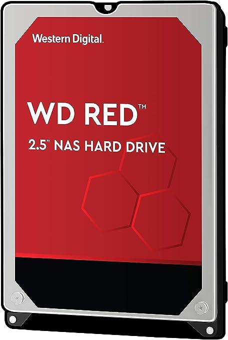 WD Red - Disco Duro para Dispositivos NAS portátiles de 1 TB ...