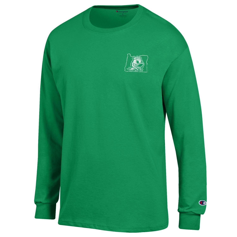 407b23373 ... Champion NCAA Mens Homecoming Long Sleeve T-Shirt Gear for Sports Inc.  CT1730-