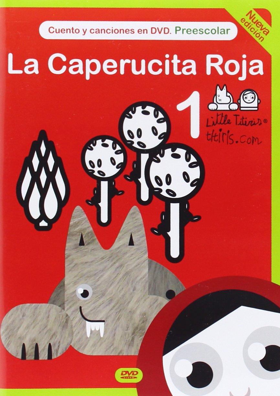 DVD. CAPERUCITA ROJA + LIBRO + ESTUCHE: Mónica Campabadal ...