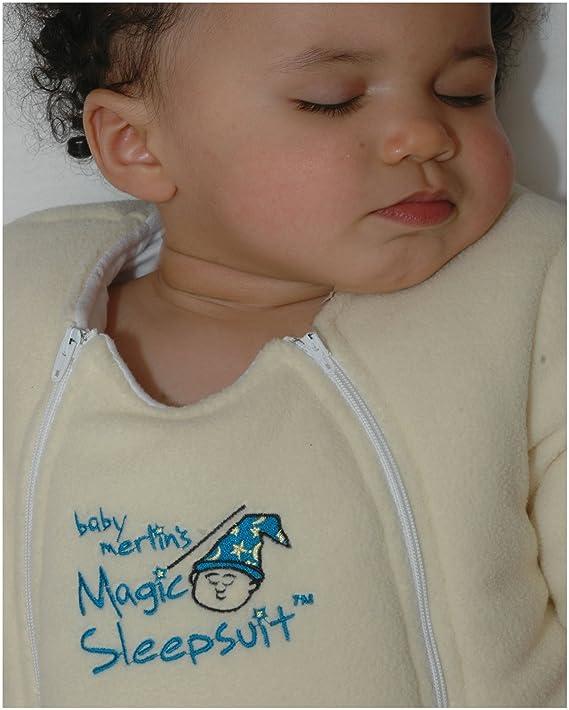 Baby Merlins Magic Sleepsuit Pijama para bebé rosa rosa Talla:3-6 meses (5,44-8,16 kgs.): Amazon.es: Bebé