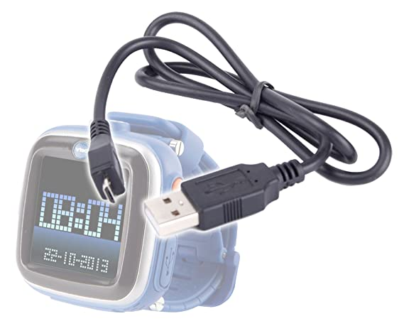 Amazon.com: Micro USB Charge Lead for Kidizoom Smartwatch ...