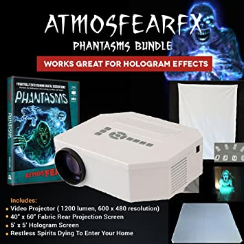 Amazon.com: atmosfearfx phantasms Proyector Kit con 3d ...