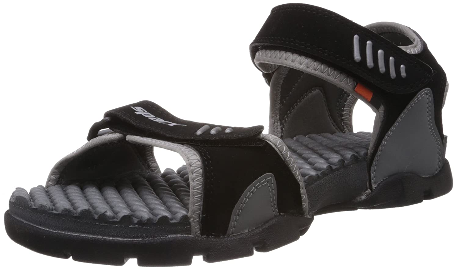 Sparx Sandals under 1000 dark grey color