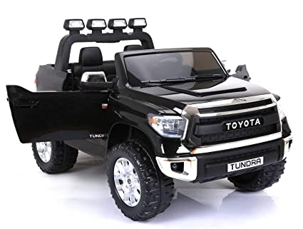 caf61f4eb Amazon.com  Limited Official 2 Seats Toyota Tundra 2x12v Batteries ...