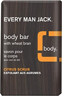 product image for Every Man Jack Men's Body Bar - Citrus | 7.0-ounce - 1 Bar | Naturally Derived, Parabens-free, Pthalate-free, Dye-free, and Certified Cruelty FreeEvery Man Jack Men's Body Bar - Citrus | 7.0-ounce Twin Pack - 2 Bars Included | Naturally Derived, Parabens-free, Pthalate-free, Dye-free, and Certified Cruelty Free