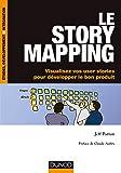 Le story mapping - Visualisez vos user stories pour développer le bon produit