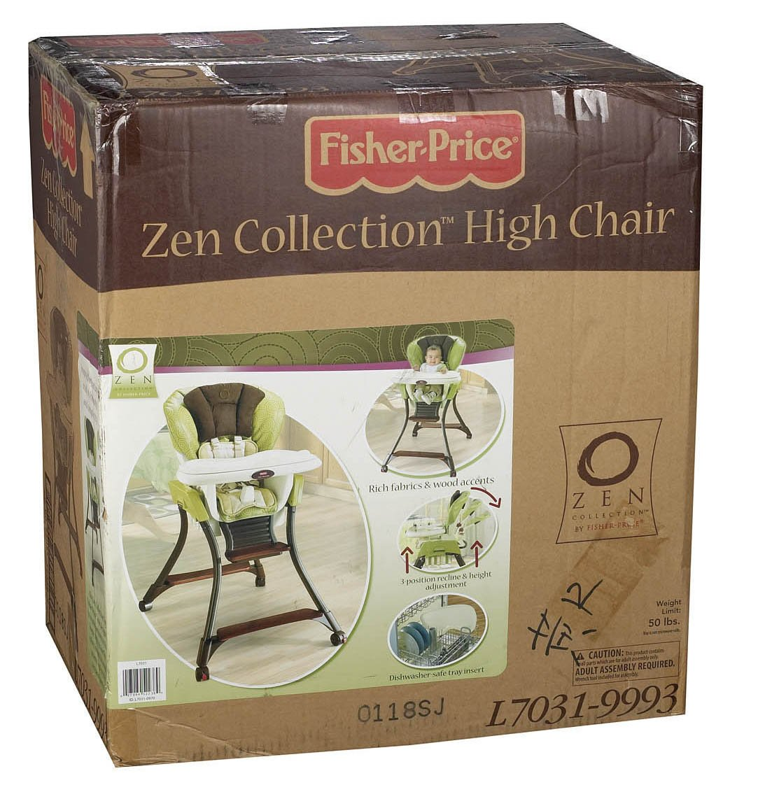 Ebebek gear travel high chair portable high chair 0 review - Amazon Com Fisher Price Zen Collection High Chair Childrens Highchairs Baby