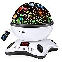 Deals on Moredig Night Light Projector for Decoration
