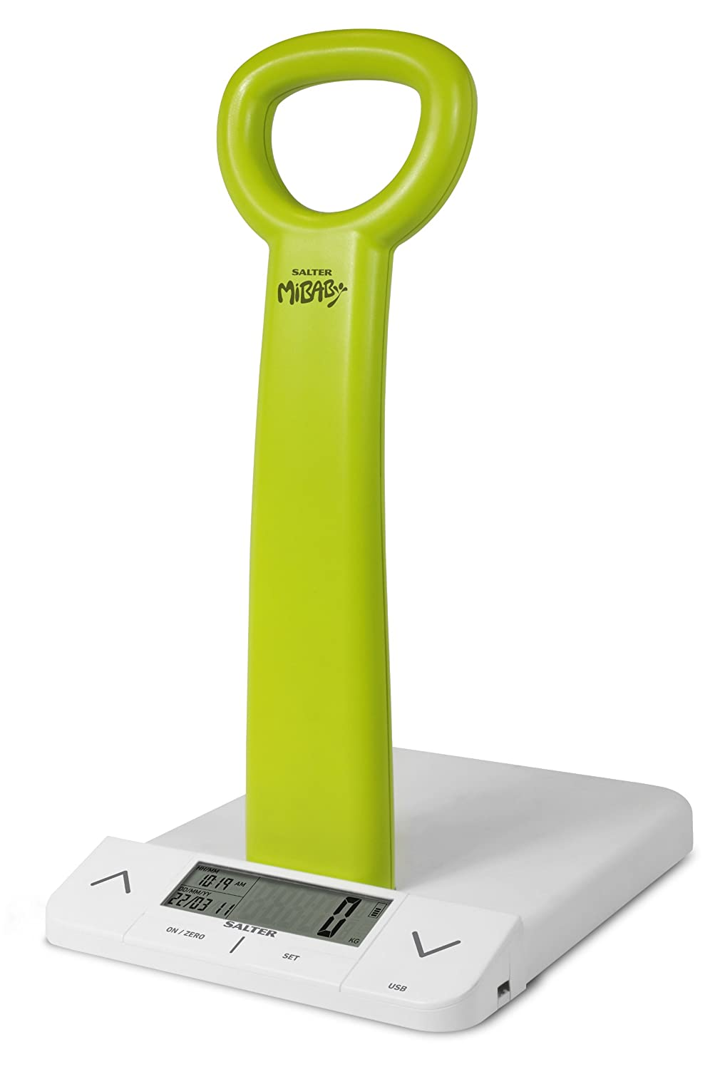 Salter Baby and Toddler Weighing Scale HoMedics Group Ltd 9080 GN3R