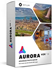Aurora HDR 2019 - HDR Image Enhancing Program | Amplify Your Images with State-of-the-Art High Dynamic Range Photography Software by Skylum Software | For Mac or PC