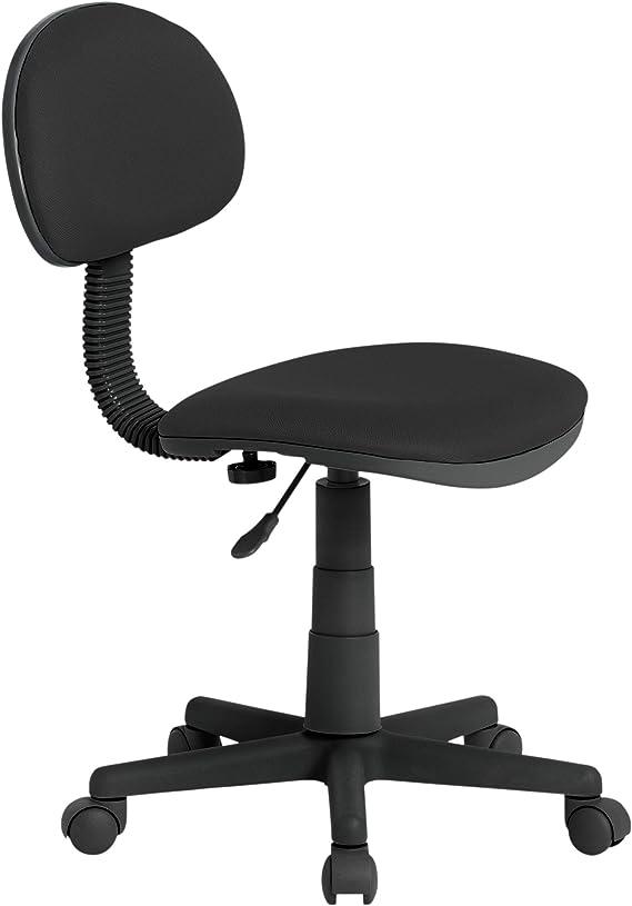 Studio Designs Pneumatic Task Chair in Black 18508