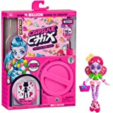 Capsule Chix Sweet Circuits Collection, 4.5 inch Doll with Capsule Machine Unboxing and Mix and Match Fashions and Accessorie