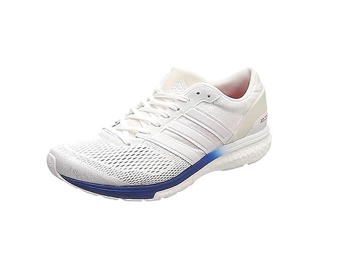 adidas Adizero Boston 6 Aktiv, Zapatillas de Deporte Unisex Adulto