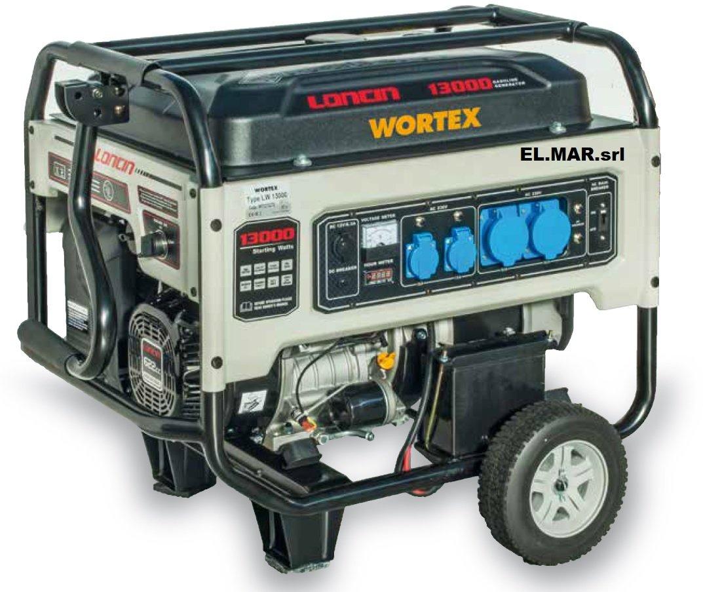 Loncin Generador de corriente 9,5 kW Grupo electrógeno Motor monofásico 4 tiempos gasolina: Amazon.es: Bricolaje y herramientas