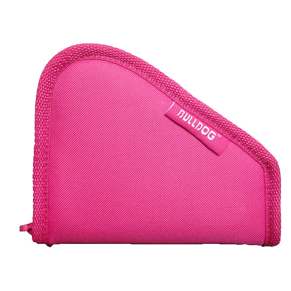 Bulldog Cases Pistol Rug without Handles (X-Small, Pink) by Bulldog Cases