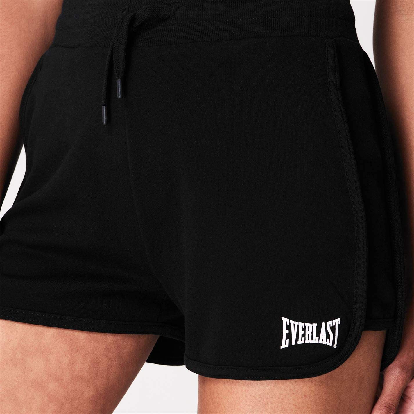 Everlast Donna Il Shorts Pantaloncini in Pile Sport