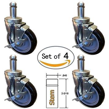 Estantería de alambre genérico de 12,7 cm para R para estanterías ...