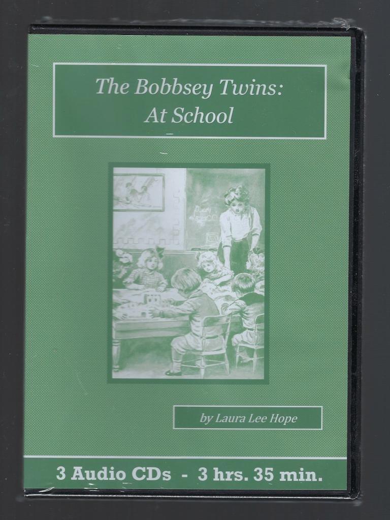 Read Online The Bobbsey Twins at School Children's Audiobook CD Set PDF