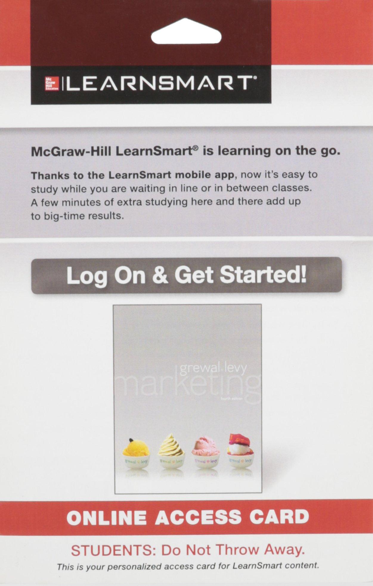 Amazon com: LearnSmart 1 Semester Access Card to Accompany