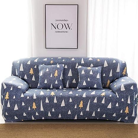 Amazon.com: JIAOHJ - Funda universal para sofá, incluye ...