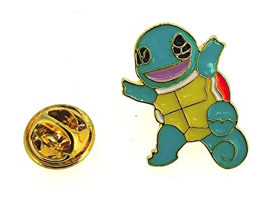 Gemelolandia Pin de Solapa Pokemon Squirtle: Amazon.es: Joyería