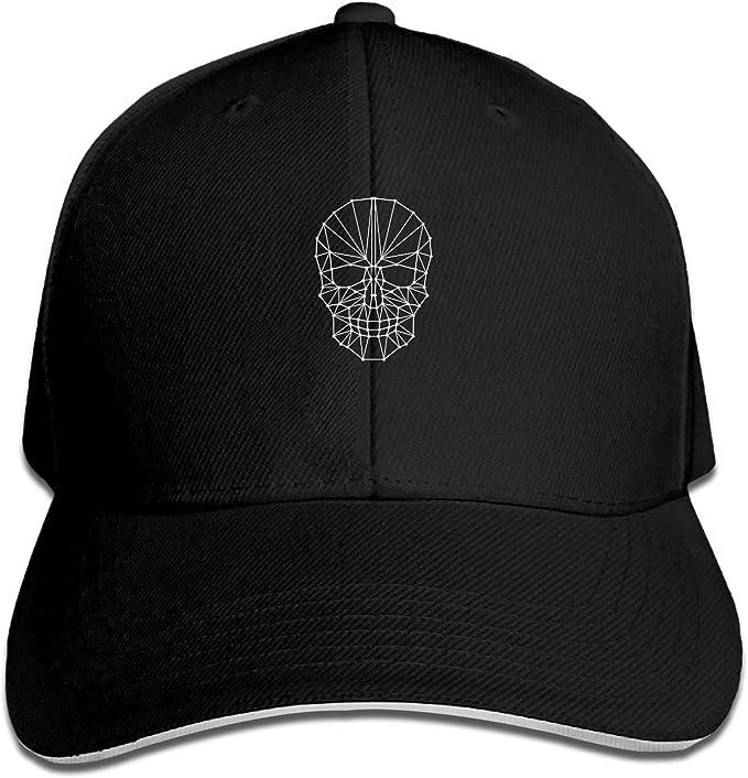 Acheter casquette tete de mort online 4
