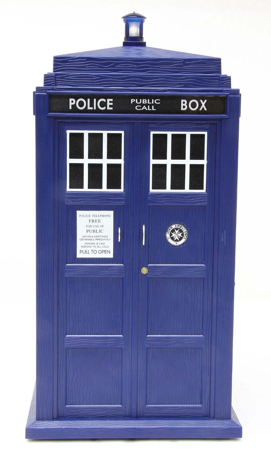 Doctor Who Tardis Speaker System: Amazon.co.uk: Toys & Games