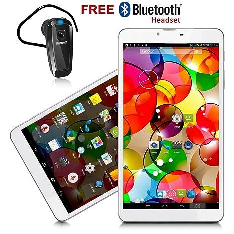Amazon.com: Indigi Teléfono 3 G Phablet 7 en Android 4.4 ...