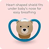 NUK Space Orthodontic Pacifier, 0-6 Months