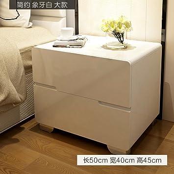 GFYRHCGDFHJDGVF Einfache Moderne Bett Schrank mit Anti-Fading ...