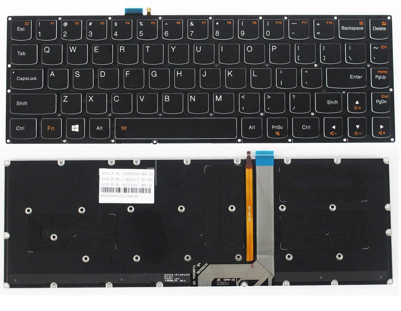 Amazon.com: wangpeng New for Lenovo Yoga 3 Pro 1370 US ...