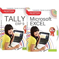 Learn Microsoft Excel+Tally ERP 9 (Inception Success Series - 2 CDs)