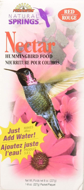 Natural Springs Nectar Humming Bird Food (8oz Powder Box)
