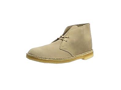 Clarks OriginalsメンズDesert Boot カラー: ブラウン