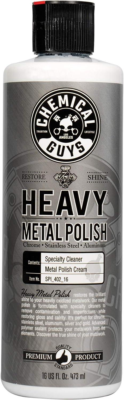 Chemical Guys SPI-402- Heavy Metal Polish