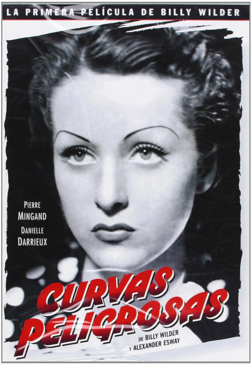 Curvas Peligrosas (Mauvaise Graine) [DVD]