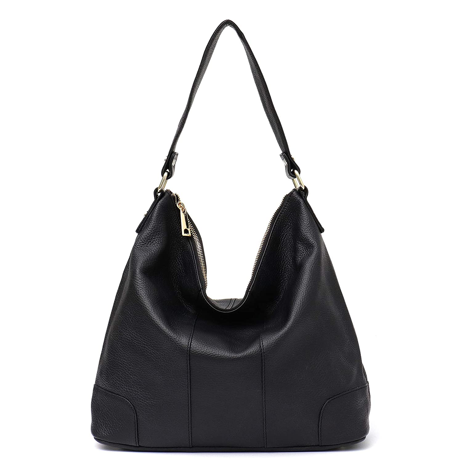 ... Women STEPHIECATH Fashion Cow Leather Hobo Shoulder Bags Large Genuine  Leather Tote Slouchy Brand Female Luxury Leather Daily Life Work Pattern  Handbag ... 599947afc7fee