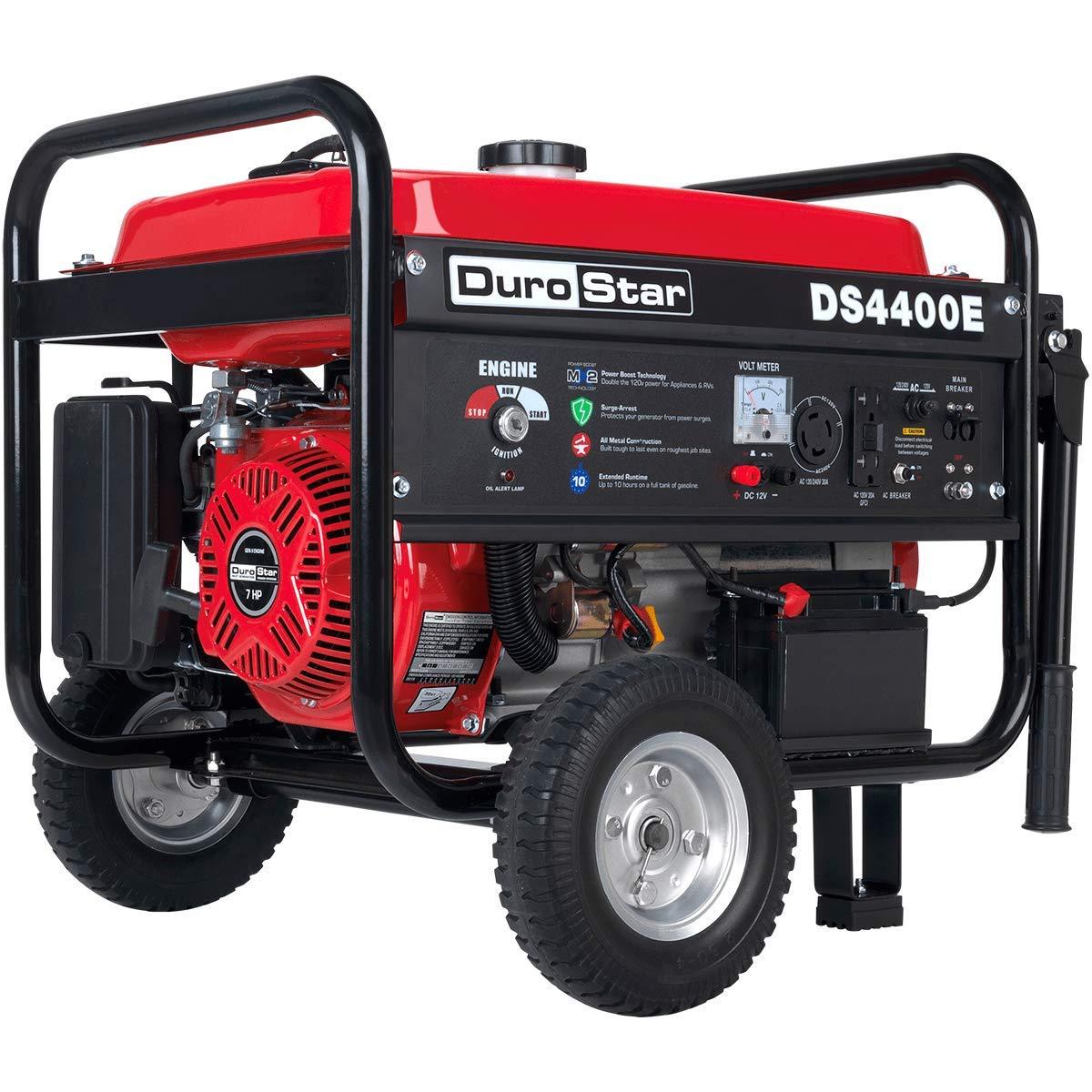 DuroStar 4400/3500 Watt Generator