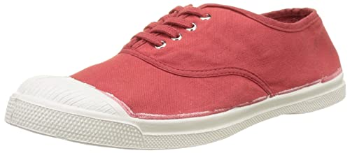 Bensimon Tennis Lacet Femme, Zapatillas para Mujer: Amazon.es: Zapatos y complementos