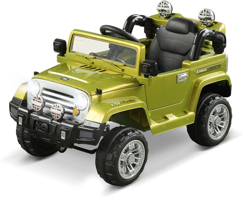 Aosom Children's Ride-On Off-Road Truck