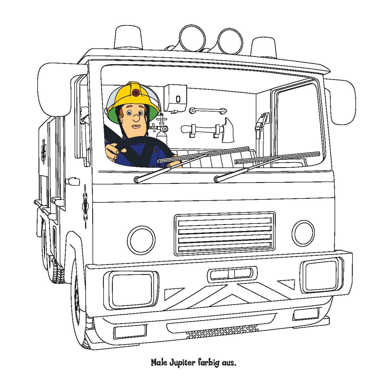 Feuerwehrmann Sam Vorschulblock: Ab 20 Jahren : Amazon.de: Bücher