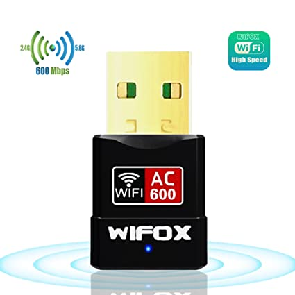 Review WIFOX USB Wifi Adapter