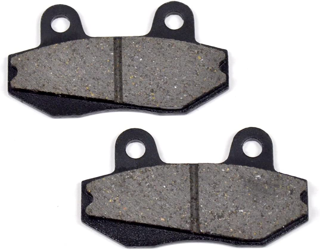 Honda CMX250 CMX 250 C//CD Rebel 85-87 Front Sintered Brake Pads by Niche Cycle Supply