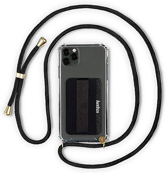 Cell Phone Lanyard Teacher Gift Lanyard Crossbody Teacher Lanyard Phone Pouch Lanyard ID Wallet Phone Crossbody Sugar Skull