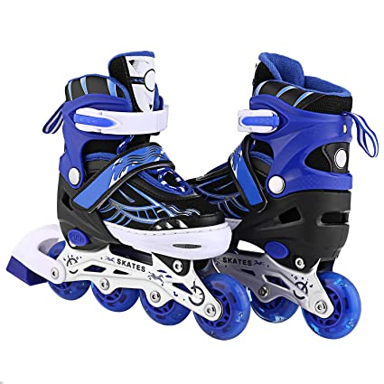 a403c8fb2d9 Image Unavailable. Image not available for. Color: Inline Skates Boys/Girls-  ...